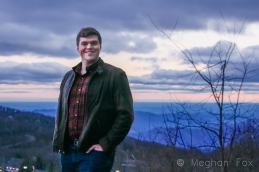 He's my favorite person and was such a champ about letting me take his picture for ages because the sky was gorgeous.