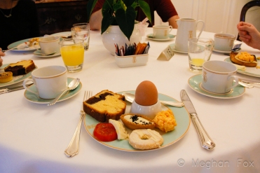 if breakfast on campus looked like this, maybe I'd wake up in time for breakfast.