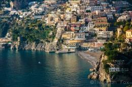 Italy looks like a postcard.