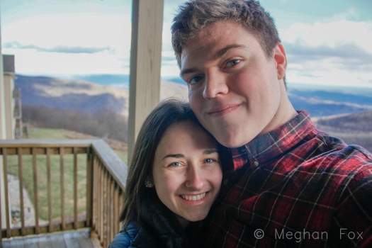 selfies with an 18mm lens can be tricky, especially since I am comparatively quite short.