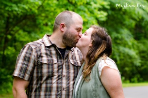 """They said they hadn't gotten """"couple photos"""" of the two of them since they'd gotten married--we definitely had to fix that :)"""