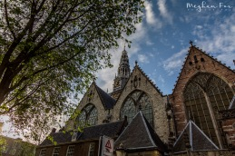 church in the red light district